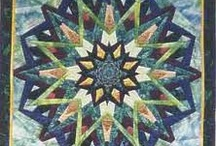 kaleidescope quilts / by Carol Mercer