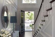 entryway / by CandiandBrian Reese