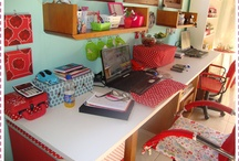 Organization For Crafts/Craft Rooms / by Judy Hair