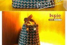 Prada bag pattern