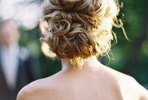 Wedding Hair / by Katie Anne