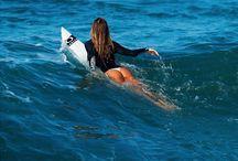 Surfer Girls / #surfergirls #saioxin