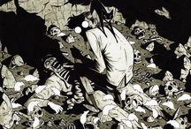 Ilustração / by Guilherme Ribeiro de Souza