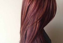 New hair ideas / by Amber Sollars