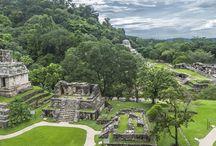 Mexique / Seul,  entre amis, avec vos enfants et même  vos petits enfants, partez pour pour une destination colorée à la poursuite des Mayas.
