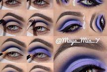 Makeup PINspiration ♥ / Beautiful makeup that I like to feature. :)