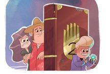 Gravity Falls - 3 Book