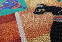 Needlepoint, Cross Stitch & Embroidery