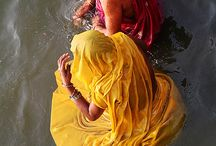 couleurs et spiritualité de l'Inde
