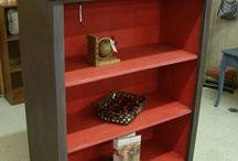 DIY - Dresser Bookcase