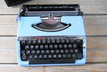 Machines à écrire - Typewriter