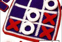 Crochet toys / by Nellie Welch-Wrenn