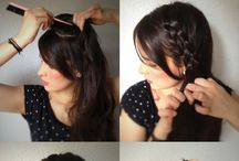 Hairstyle / Make your self