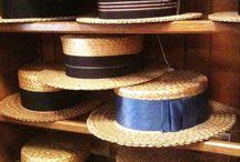 Cappelli che parlano / Un cappello è un accessorio dotato di vita propria #headwear #headress