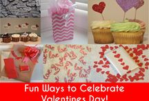 Valentines Party Ideas and Decorations / Perfect party accessories for valentines day