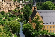 Luxembourg / by Lisa Baker