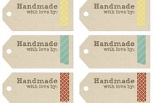 Gift tags and wrapping ideas