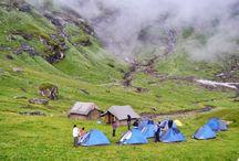 Jibhi Adventure / Photos of offbeat and remote Himalayas