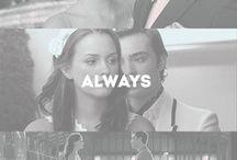 Chuck and Blair♥(••,)♡