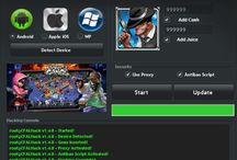 Game cheats / Online games cheats and hack tools