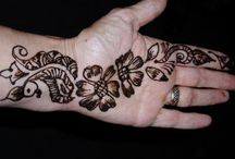 Temporary body art / This board was started to help me prepare for my Fiji-Indian friend's wedding :) / by Deanna Wang