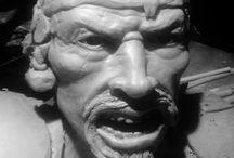 Sculpture Christian leonhardt artist / Arbeiten von Christian leonhardt
