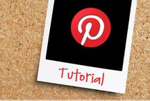 Pinterest How To's  / Great how to's for real estate agents (Tutorials) that will help your business in regards to Pinterest!