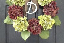 Wreaths / by Memorie Gaughf