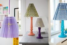 For the home- lamps