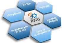 Systemy i programy RFID / Czytniki RFID,  tagi zbliżeniowe (chip) RFID UHF, anteny RFID - oprogramowanie RFID do integracji z systemami ERP,  bramki RFID,