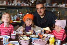 Kuvajmo s decom - Cooking woth kids
