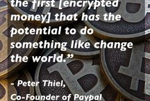 Bitcoin Quotes / Quotes and sayings about Bitcoin by famous people, entrepreneurs and other business influencers.