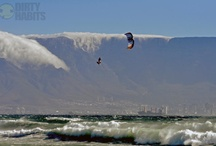 kitesurfing / everything with kitesurfing