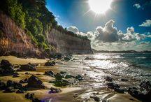 Endroits à visiter / Praia da Pipa