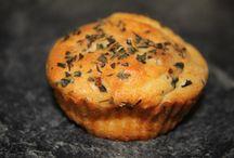 muffins.bouchées apéritives