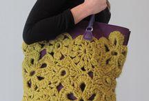 Crochet bag / Cool ideas