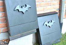 Bat house plans