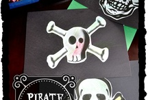 Pirate Theme / by Ashley Paramore