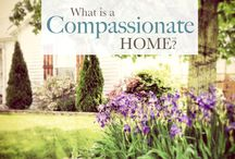 Essence of a Compassionate Home / Inspiration for creating a home that heals mind, body, and soul, strengthens family relationships, and nurtures your true potential.  Learn more at www.thecompassionatehome.com