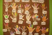 kindergarten math / by Jennifer Leadmon