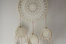 dream catchers and wind chimes / atrapa sueños y campanillas de viento / good dreams