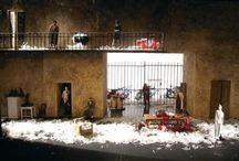 Theatre - scenography