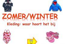 Zomer/winter