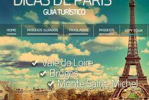 O que ver em Paris / Dicas úteis para quem quer conhecer Paris