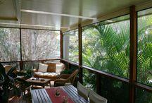 Enclosed Patio & Sunroom Design / by Homeshield Patios