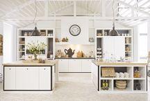 Koolschijn Riverdale / Riverdale heeft een prachtige tijdloze keukenlijn ontwikkeld.