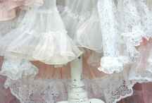 Shabby lace / by Deni Fender