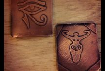 Etched Jewelry / Etched Jewelry Design