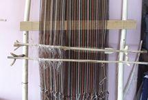tkaní oblečení