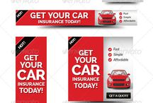 Banners AdWords / Inspiration